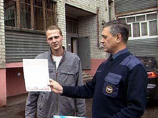 Воронежец спас жителей дома от взрыва газа