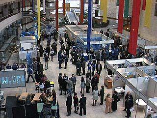 Воронежская делегация отправилась на выставку в Берлин