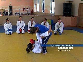 Воронежская делегация вернулась с соревнований по каратэ