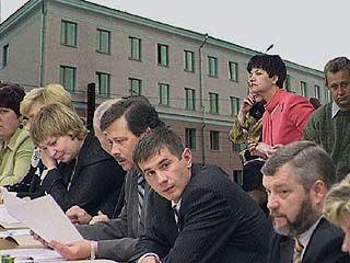 Воронежская дума осталась без крыши