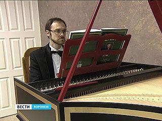Воронежская филармония сделала себе королевкий подарок - клавесин