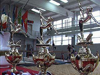 Воронежская гимнастка завоевала бронзу