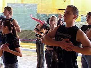 Воронежская молодежь борется с наркотиками