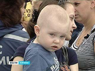 Воронежская область больше не принимает беженцев - теперь у нас перевалочный пункт