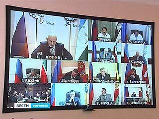 Воронежская область отчиталась о ходе уборочной кампании