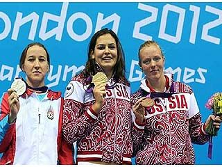 Воронежская пловчиха Дарья Стукалова завоевала третью медаль