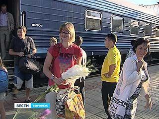 Воронежская пловчиха Нина Рябова вернулась с чемпионата мира, который проходил в Канаде