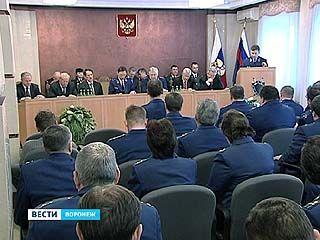 Воронежская прокуратура подвела итоги работы за прошлый год