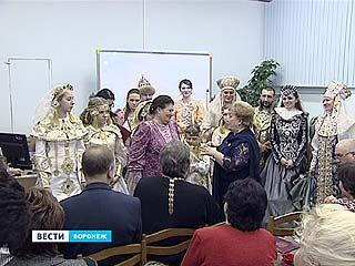 """Воронежская """"Реальная школа"""" отмечает юбилей - 55 лет"""