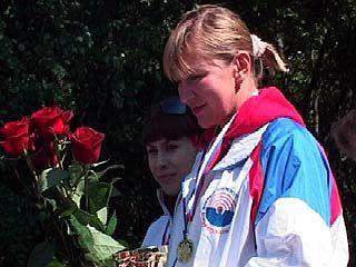 Воронежская спортсменка получила путёвку на Олимпиаду в Лондоне