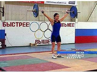 Воронежская спортсменка стала второй на Всероссийском турнире по тяжелой атлетике