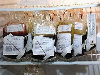 Воронежская станция переливания крови вновь работает