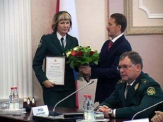 Воронежская таможня отмечает 20-летний юбилей
