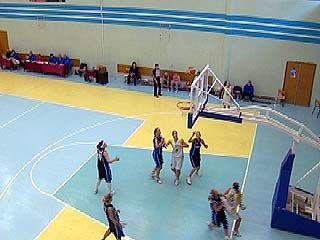 Воронежские баскетболистки готовятся выступить на первенстве области