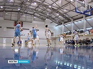 Воронежские баскетболистки поднялись в турнирной таблице с 7 места на 6