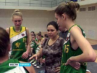 Воронежские баскетболистки выбыли из борьбы