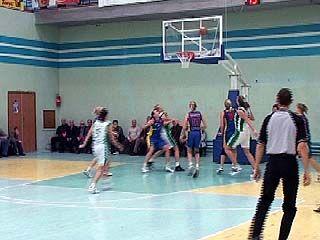 Воронежские баскетболистки заняли четвертое место в турнирной таблице