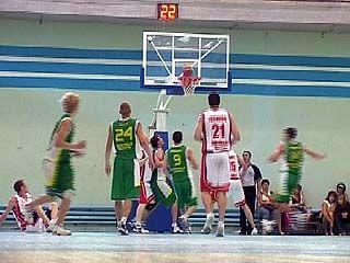 Воронежские баскетболисты отправятся в Ростов-на-Дону