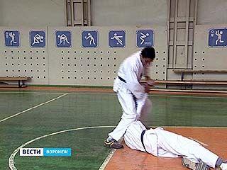 Воронежские борцы приняли участие во Всероссийском турнире