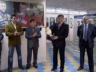 Воронежские борцы стали призёрами на международном фестивале
