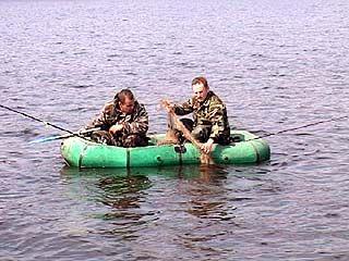 Воронежские браконьеры проигнорировали запрет на ловлю рыбы