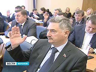 Воронежские депутаты единогласно проиндексировали себе зарплату