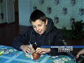 Воронежские дети - на голодном пайке