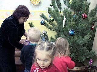 Воронежские дети могут остаться без традиционных утренников