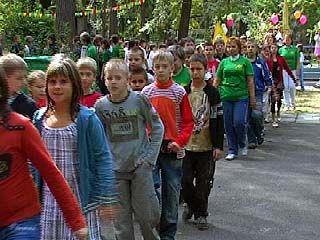 Воронежские дети отправятся на отдых в Ростовские загородние лагеря