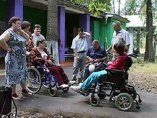 Воронежские дети с ограниченными возможностями проведут каникулы на природе