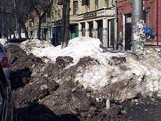 Воронежские дома может подтопить