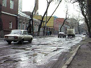 Воронежские дороги не настолько плохи, как жалуются водители