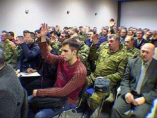 Воронежские единоросы поддержали Путина и Кулакова