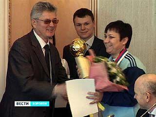 Воронежские футболистки завоевали путевку в лигу чемпионов Европы