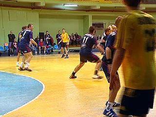 Воронежские гандболисты встретились на выезде с командой из Астрахани