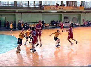 Воронежские гандболисты встретились с уральской командой