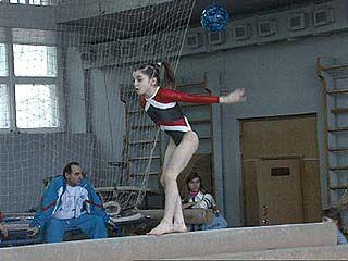 Воронежские гимнастки выступили удачно