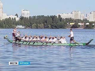 Воронежские гребцы готовятся к первенству Европы