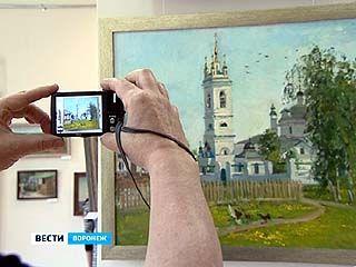 Воронежские художники посетили родину Сергея Есенина - Константиново