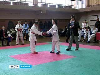 Воронежские каратисты бьют рекорды