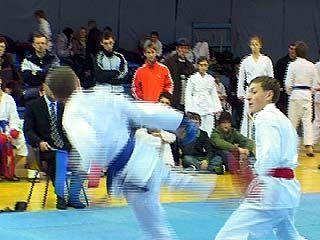Воронежские каратисты заняли первое место на Чемпионате Мира