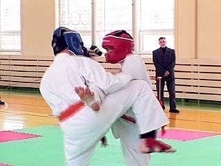 Воронежские каратисты завоевали 23 медали