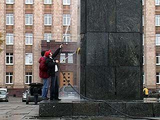 Воронежские коммунисты внесли свой вклад в борьбу за чистоту
