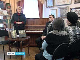 Воронежские краеведы и писатели представили две новые книги