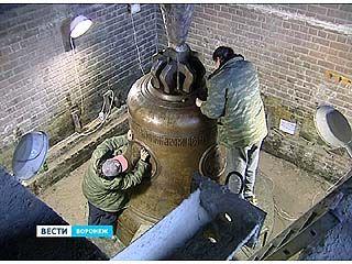 Воронежские литейщики приступили к изготовлению второго колокола