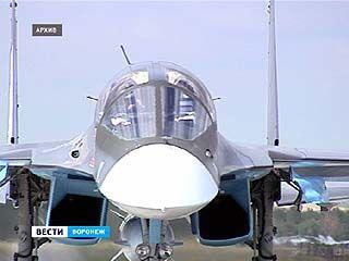 Воронежские лётчики приступили к практической части авиационных учений