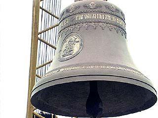 Воронежские мастера отлили колокол для Санкт-Петербургской Епархии