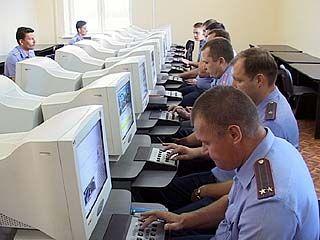 Воронежские милиционеры будут проходить тестирование по вождению