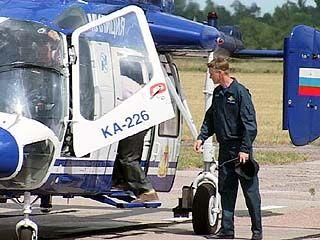 Воронежские милиционеры будут следить за ситуацией в городе с воздуха