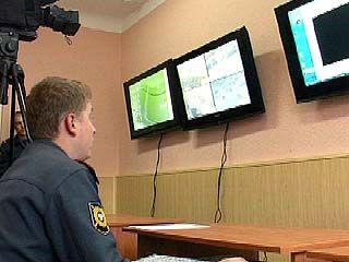 Воронежские милиционеры показали новый ситуационный центр